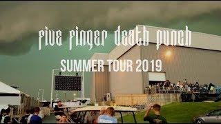 Five Finger Death Punch - Summer Tour 2019