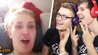 FUNNY OMEGLE REACTIONS - 300K Subscriber Special