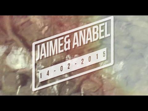 Trailer de boda Anabel + Jaime