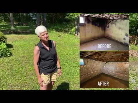 Muskoka Crawlspace/Basement Customer Testimonial!