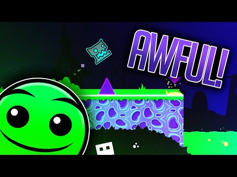 TOP 10 MOST TERRIBLE FEATURED LEVELS (Geometry Dash 2.11)