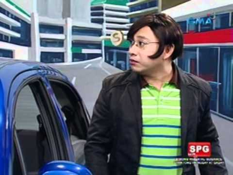 Bubble Gang: Mr. Assimo, nagtaray sa gas station