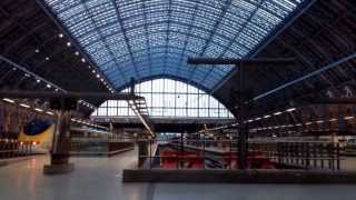 preview picture of video 'Beautiful Saint Pancras and King's Cross, London, UK (2 of 2)'