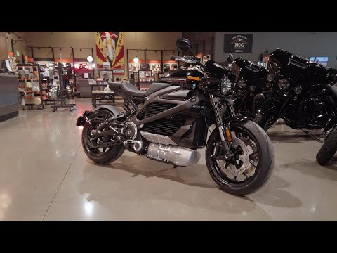 2020 Harley Davidson Electric LiveWire ELW