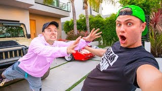 EXTREME GAME OF TAG!!