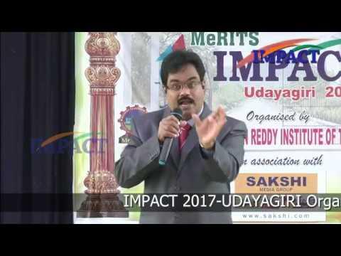Spoken English Srinivas Rao TELUGU IMPACT Udayagiri 2017