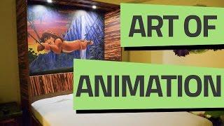 ART OF ANIMATION - HOTEL DA DISNEY PARA ATÉ 6 PESSOAS