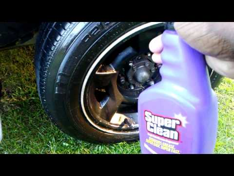 Super clean cleaner degreaser test review