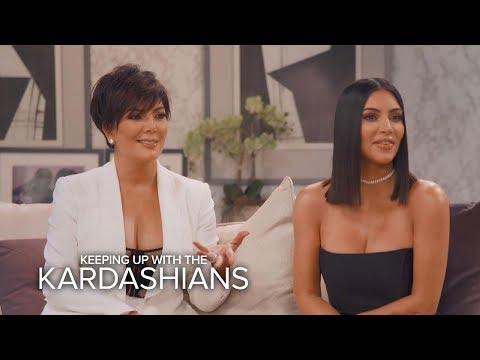 KUWTK   Kardashians Spill on Kim & Kanye's Relationship   E!