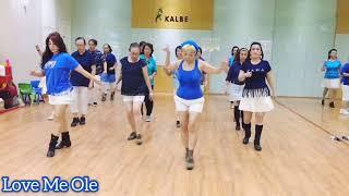 LOVE ME OLE Line Dance