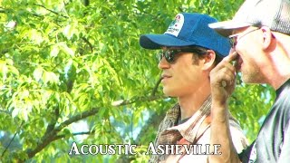 Town Mountain - I'm on Fire | Acoustic Asheville