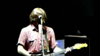 Death Cab for Cutie - No Sunlight (Live 09/01/08)