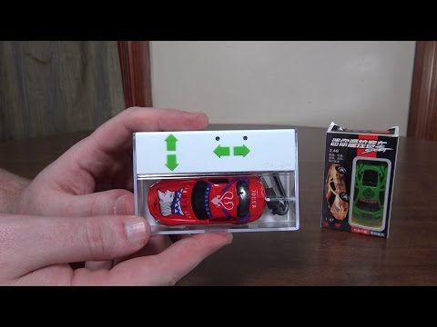 Great Wall Toys – Car-In-A-Box – Review and Run
