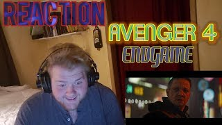 Marvel Studios' Avengers - Official Trailer REACTION! I HAD TO WATCH IT TWICE!