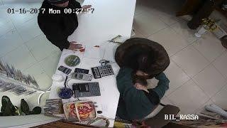 Нападение на продавца цветочного магазина в Калуге