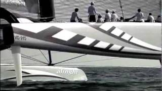 Wisekey Alinghi Promotional Video