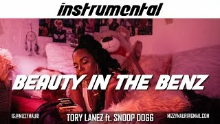 Tory Lanez   Beauty In The Benz Ft. Snoop Dogg (INSTRUMENTAL) *reprod*