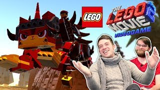 Let's Play The LEGO Movie 2 Videogame - Part Two