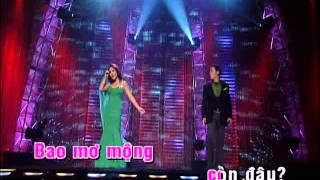 Karaoke Ngày Vui Năm ấy   Don Hồ & Lâm Thúy Vân