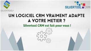 Vidéo de Silvertool CRM