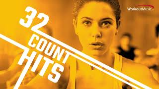 Workout Music Source  32 Count Hits 130 135 BPM