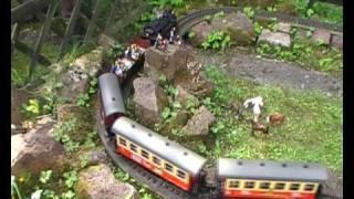 preview picture of video 'Eisenbahnmuseum Neustadt an der Weinstrasse'