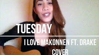 Tuesday (Cover) - Danelle Sandoval  (Video)