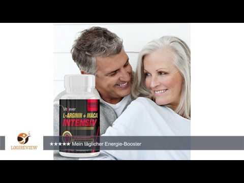 Die Tabletten für die Erhöhung der Potenz bei den Männern in der Apotheke