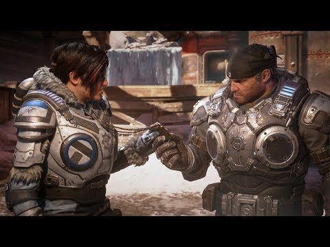 Gears 5 - Official E3 2018 Cinematic Trailer thumbnail