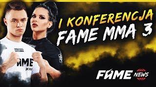 NAJBARDZIEJ KONTROWERSYJNE MOMENTY I KONFERENCJI FAME MMA 3!