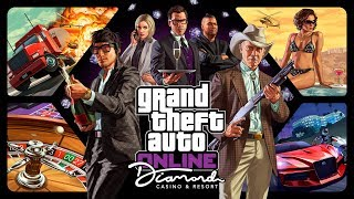 GTA Online: The Diamond Casino & Resort Grand Opening on July 23! (with Trailer)