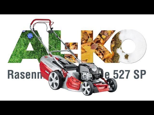 AL-KO Benzines fűnyíró 527 SP Highline 119769