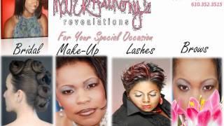 Mark Anthonys Revealations Beauty Salon Webmercial