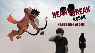 Kodak Black - Hate Being Alone [Official Audio]