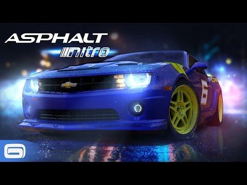 Vídeo do Asphalt Nitro