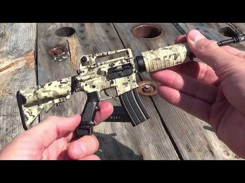 How to Build: M4/AR15 MINI Replica - смотреть онлайн на Hah Life