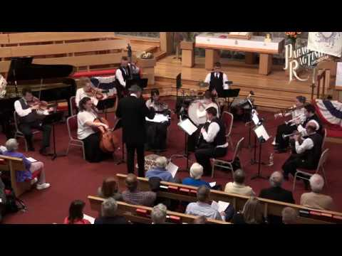 Paragon Ragtime Orchestra - Concert Opener!