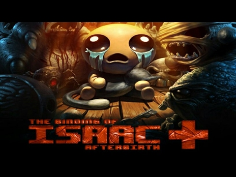 The Binding of Isaac: Afterbirth+ (The Lost)