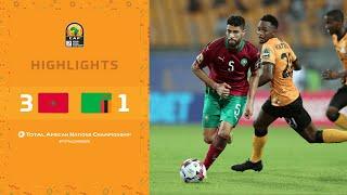 CHAN 2020 | Quart de Finale : Maroc 3-1 Zambie
