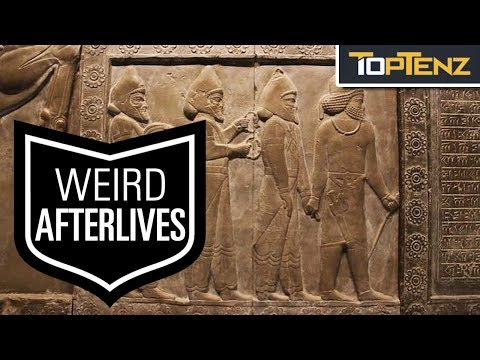 The Bizarre Afterlives of Ancient CIVILIZATIONS