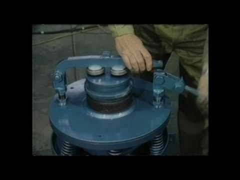 Labtechnics LM1 Pulverising Mill and Bowls