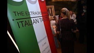 Italian Ambassador Opens The Week Of Italian Cuisine