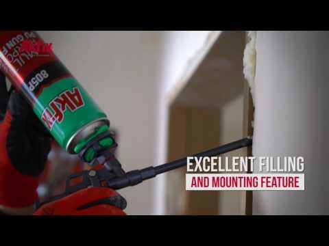 805P Professional PU Gun Foam