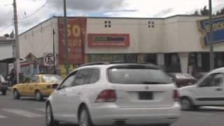preview picture of video 'Imprudentes al volante queretaro santiago de queretaro mexico'