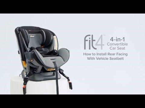 כיסא בטיחות פיט4 4 ב-1 - Fit4 4-in-1