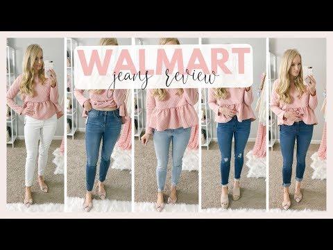 BEST + WORST WALMART JEANS | SOFIA VERGARA WALMART JEAN REVIEW | Amanda John