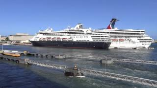 preview picture of video 'Old San Juan, Puerto Rico - Independence of the Seas Departure HD (2013)'