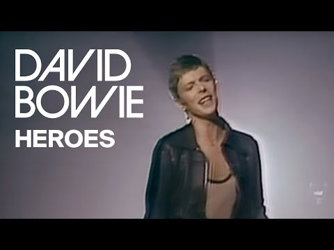 David Bowie - Heroes Cover Image