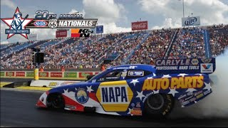 2017 NHRA Route 66 Nationals | Funny Car Eliminations