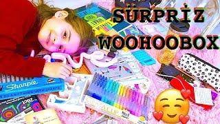 Büyük Hediye. Sürprizlerle Dolu Woohoobox Motivasyon Kutusu Ve Kendi Seçimlerimden Oluşan Paket.